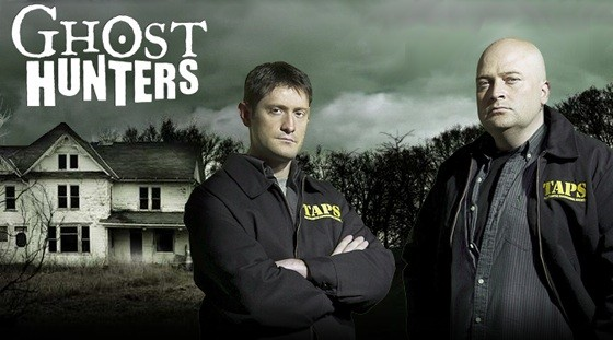Ghost Hunters on the SyFy