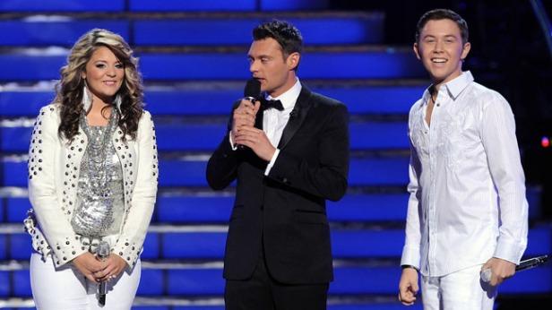 Scooty wins American Idol