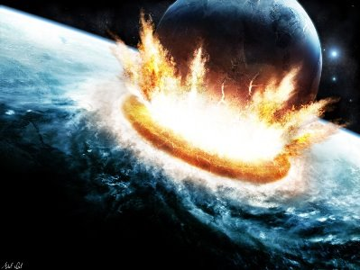 The World is Ending  Be Prepared