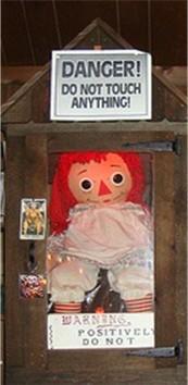 AnnabelleThe Evil Doll