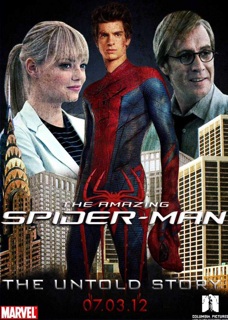 The Amazing Spider Man Sillykhan S Blog