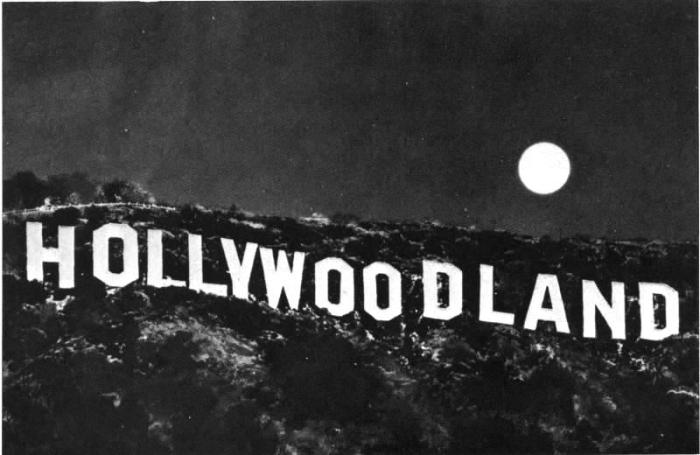 1923 - Hollywood Land