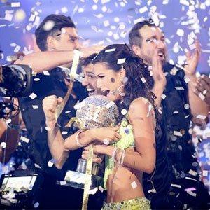 Winners DWTS 11 28 2012
