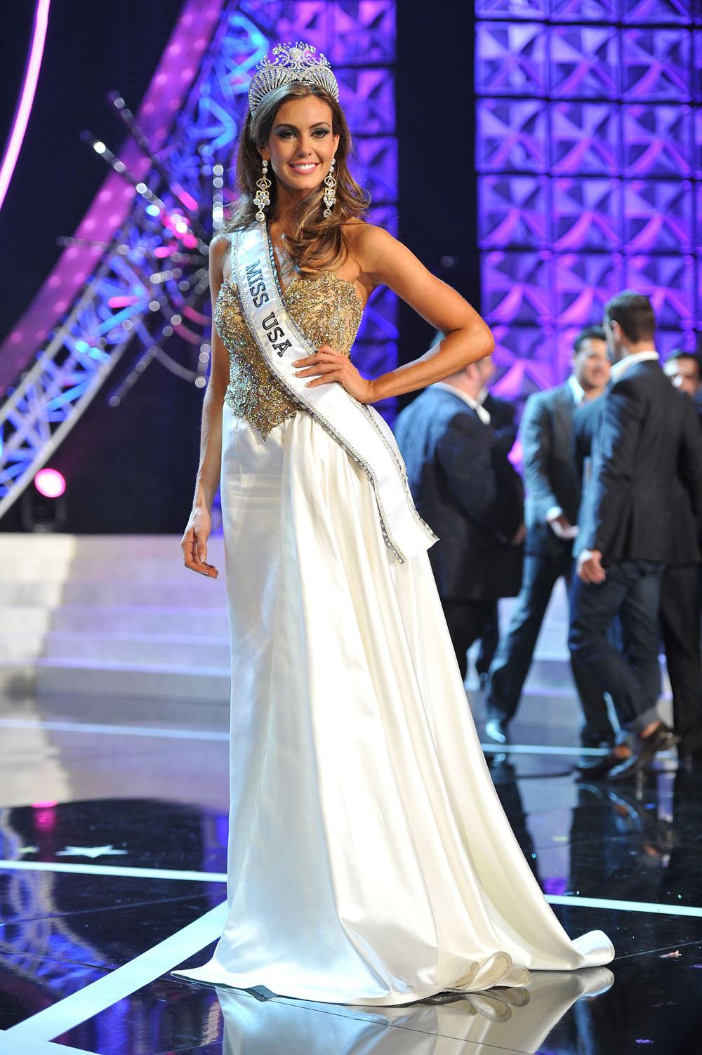 Miss USA Erin Brady on Pageant Fashion: It's Definitely Modernizing' pics