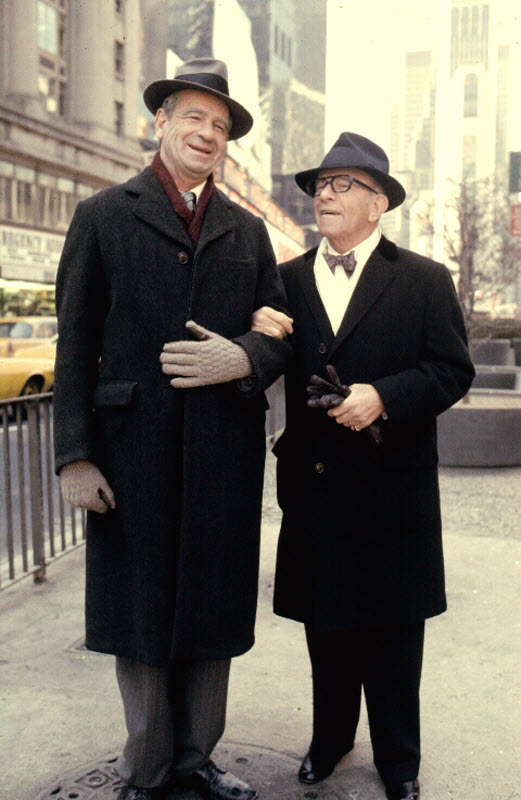 Walter & George