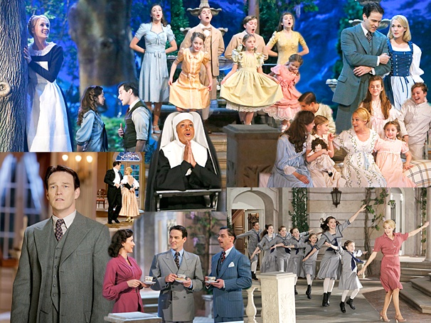 The Sound of Music Collage