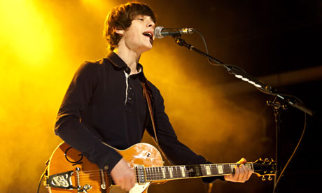 Jake Bugg in concert, Cardiff, Wales, Britain - 22 Feb 2013