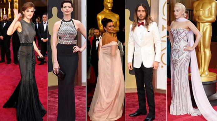 Oscar dresses 1