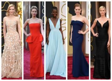 Oscar Women 2014