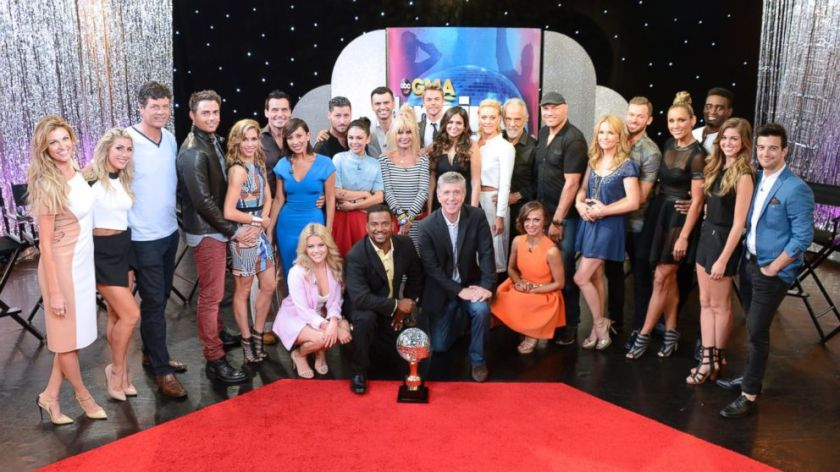 dancing With the Stars 2014