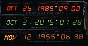 Back to the Future 2015