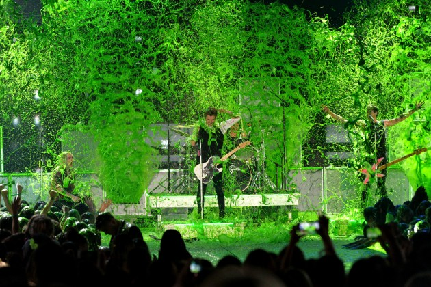 5 Seconds of Summer - Slimed!!