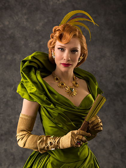 •Australian actress. She has received critical acclaim and many accolades, including two Academy Awards, three Screen Actors Guild Awards, three Golden Globe Awards and three BAFTA Awards.  You may recognize her in Indiana Jones and the Kingdom of the Crystal Skul (2008)  and her voice in How to Train Your Dragon 2 as Valka