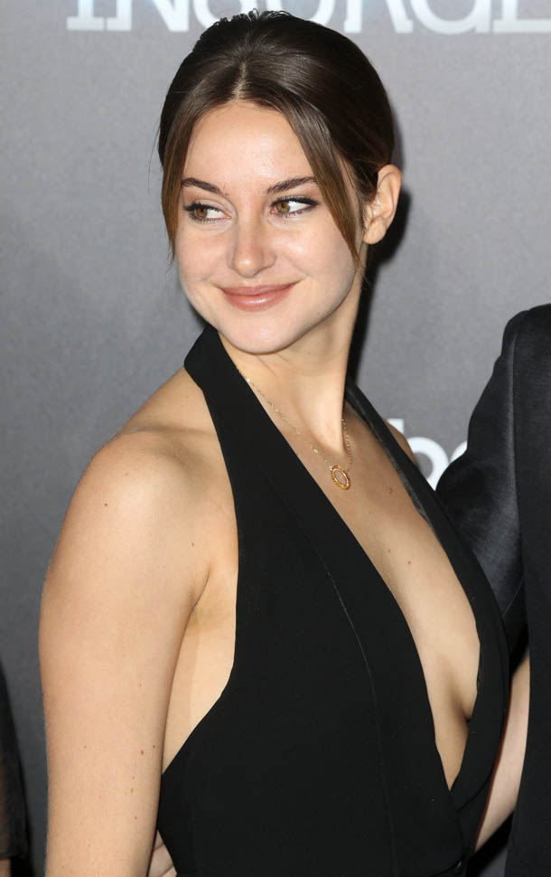 'The Divergent Series: Insurgent' New York Premiere, NYC
