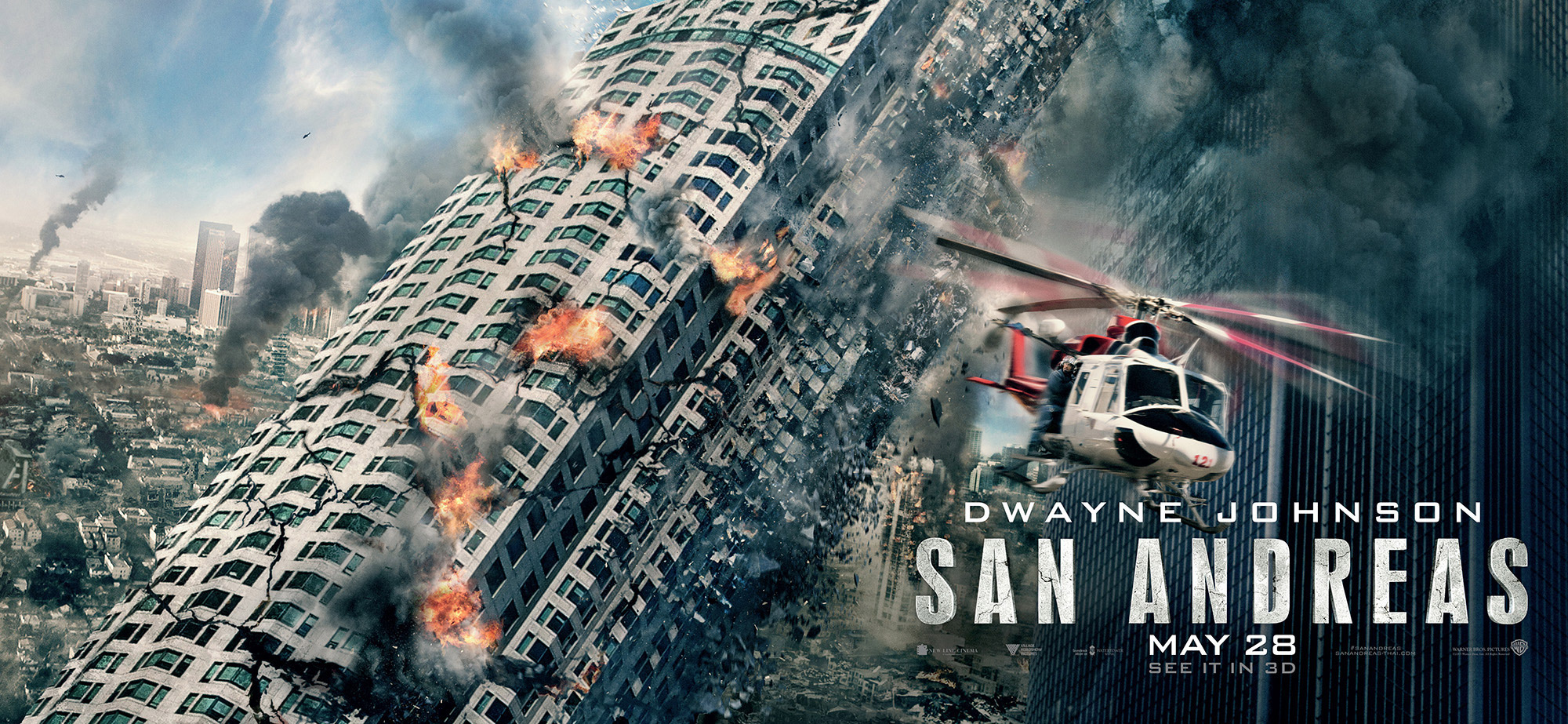 San Andreas the Movie