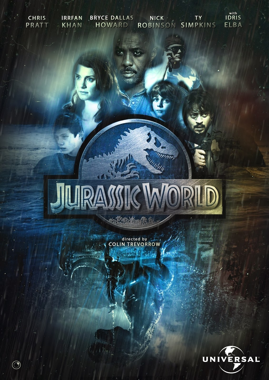 jurassic world movie review sillykhan 39 s blog. Black Bedroom Furniture Sets. Home Design Ideas
