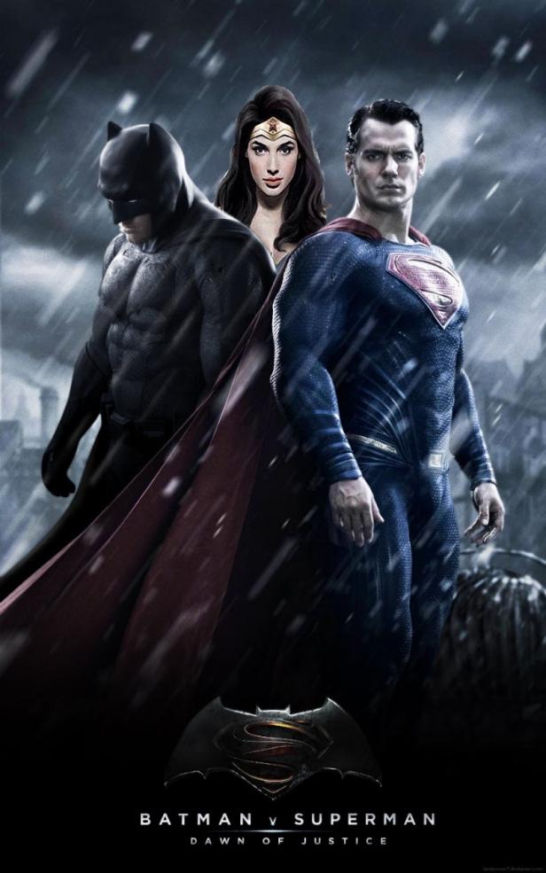Batman and Superman MP 3