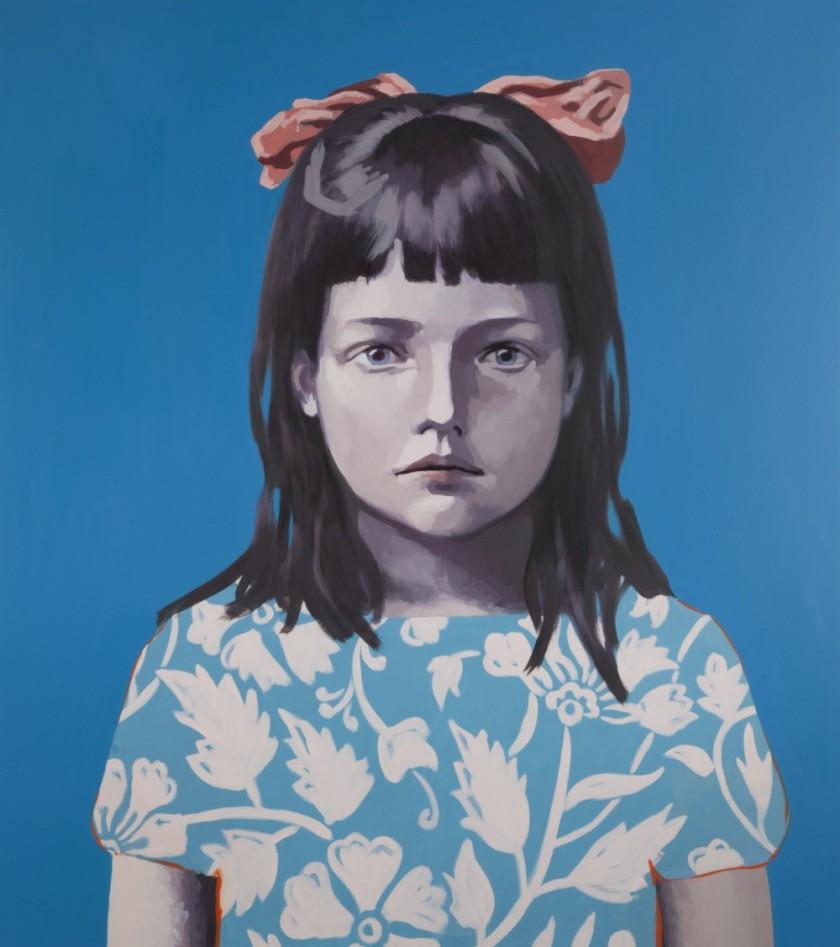 girl-blue-dress