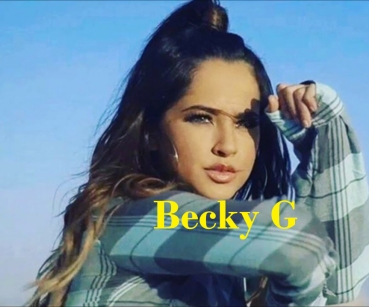 becky G 2