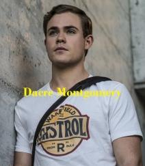 Dacre Montgomery