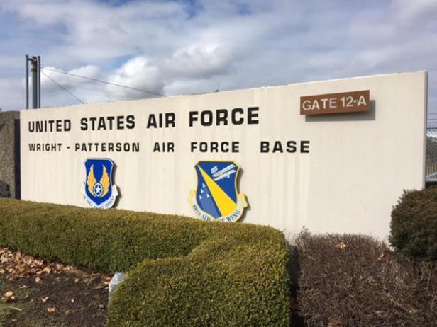 Wright Patterso Base 1