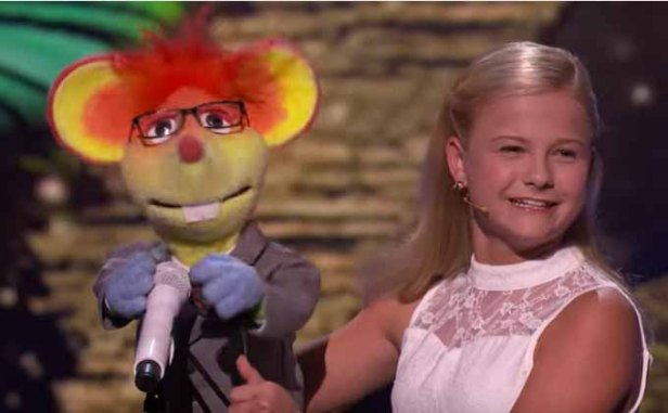 Darci and Oscar
