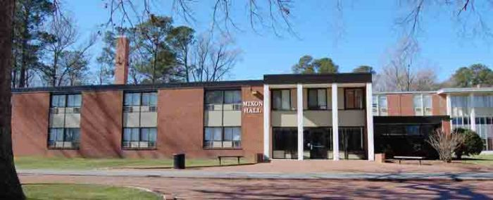 Chowan-university Mixion Hall 2
