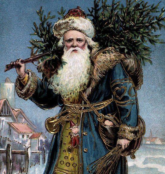 Santa Cluase
