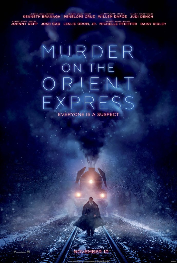 Murder On The Orient Express - MP