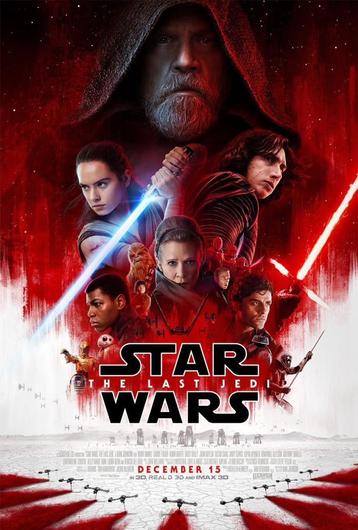 the last Jedi 12 17 2017