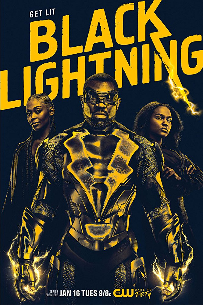 Black Lightning MP