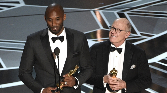 90th Academy Awards - Show, Los Angeles, USA - 04 Mar 2018