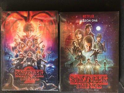 Stranger THings DVD