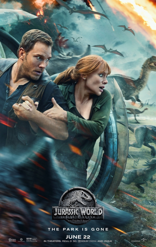 Jurassic-World-Movie Poster